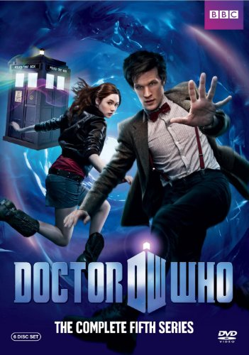 doctor who season 5 dvd - 1