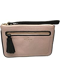 New York Chester Street Tinie Pebbled Leather Wristlet Handbag