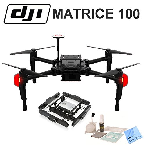DJI Matrice 100 – QUADCOPTER FOR DEVELOPERS + DJI Guidance + CS Kit