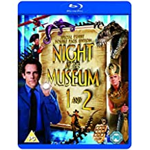 Night At The Museum / Night At The Museum 2 - Battle of the Smithsonian [blu-...