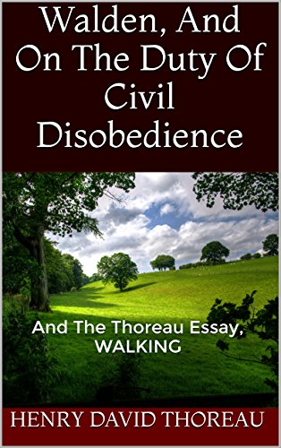 Walden And On The Duty Of Civil Disobedience Illustrated And The  Walden And On The Duty Of Civil Disobedience Illustrated And The Thoreau Essay With Thesis also How To Write A Good Thesis Statement For An Essay English Essays For High School Students