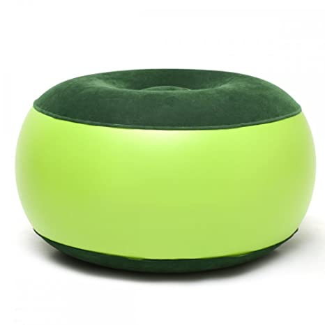 Amazon Com Meanhoo Inflatable Air Sofa Chair Portable Wind Blow