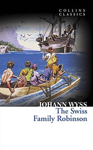 The Swiss Family Robinson (Collins Classics) (Evo Swiss)