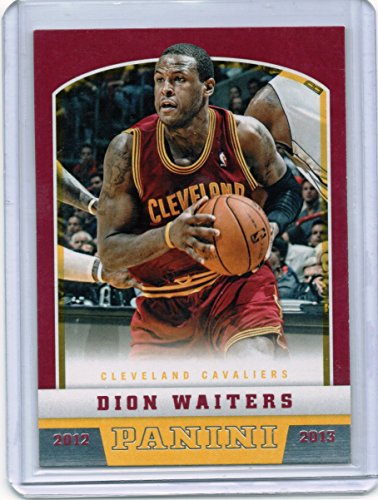 2012-13 Panini Basketball Card # 203 Dion Waiters Rookie Card