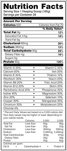 OPTIMUM NUTRITION Pro Weight Gainer Protein Strawberry Cream, 10.19 Pounds