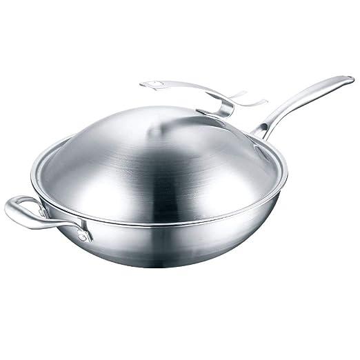 Wok De Usos Múltiples For La Selección De La Cocina De Su ...