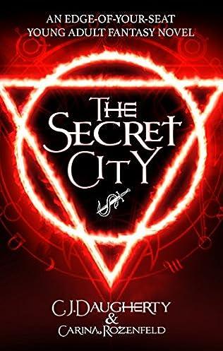 book cover of The Secret City