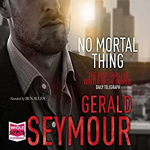 No Mortal Thing Audiobook
