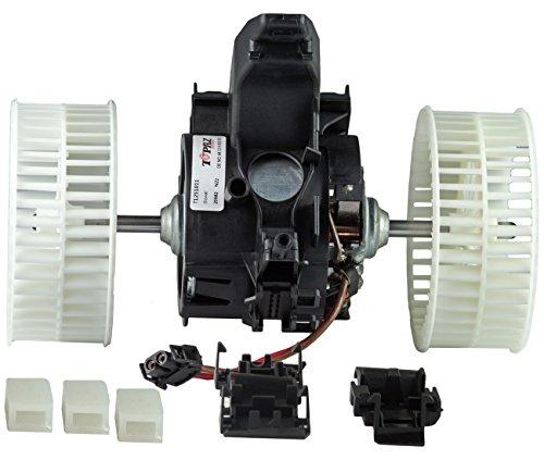 (TOPAZ 64116933910 HVAC Blower Motor Assembly for BMW E60 E61 )