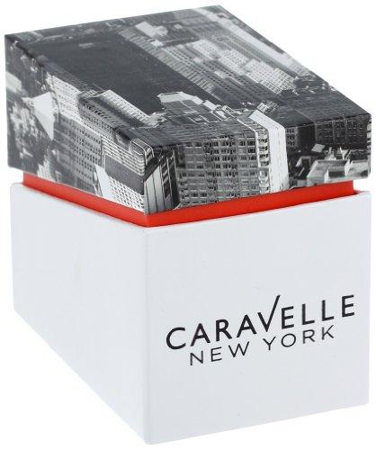 8bebf1d361f Caravelle New York by Bulova Men s 43B138 Analog Display Japanese Quartz  White Watch. (14 đánh giá). Sản phẩm từ.  keyboard arrow upkeyboard arrow down