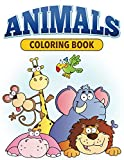 Animal Coloring Book: Coloring Books for Kids (Art Book Series)