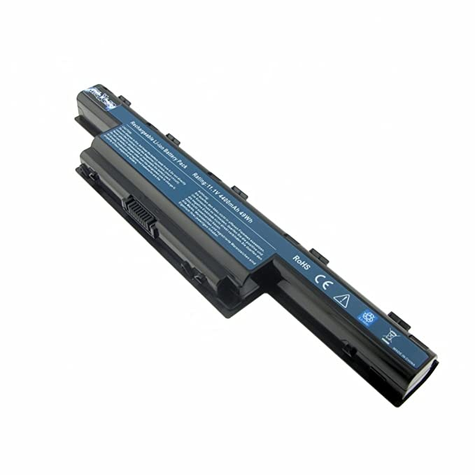 MTXtec - Batería de ión de litio para portátil Packard Bell EasyNote TK87 (PEW91): Amazon.es: Informática