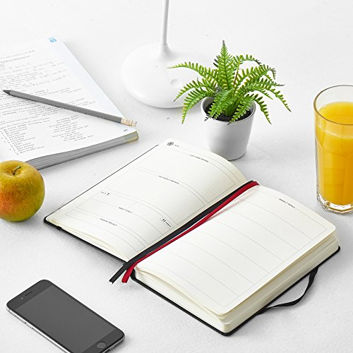 The Ultimate Agenda & Daily Planner to Boost Productivity, Hit Your Goals & Reach Happiness - Gratitude Journal - Personal Daily Weekly Monthly Organizer - Undated Notebook Calendar Photo #6