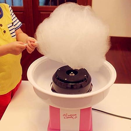 500 Vatios Maquina de Algodón de Azúcar Eléctrica, Cotton Candy ...