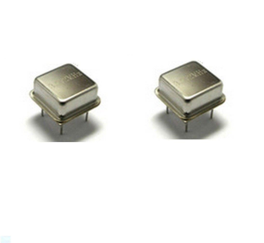 Exiron 50pcs 125MHz 125.000MHz Active Crystal Oscillator OSC square DIP4 NEW