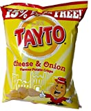 Tayto Irish Cheese & Onion Crisps - 12 Pack