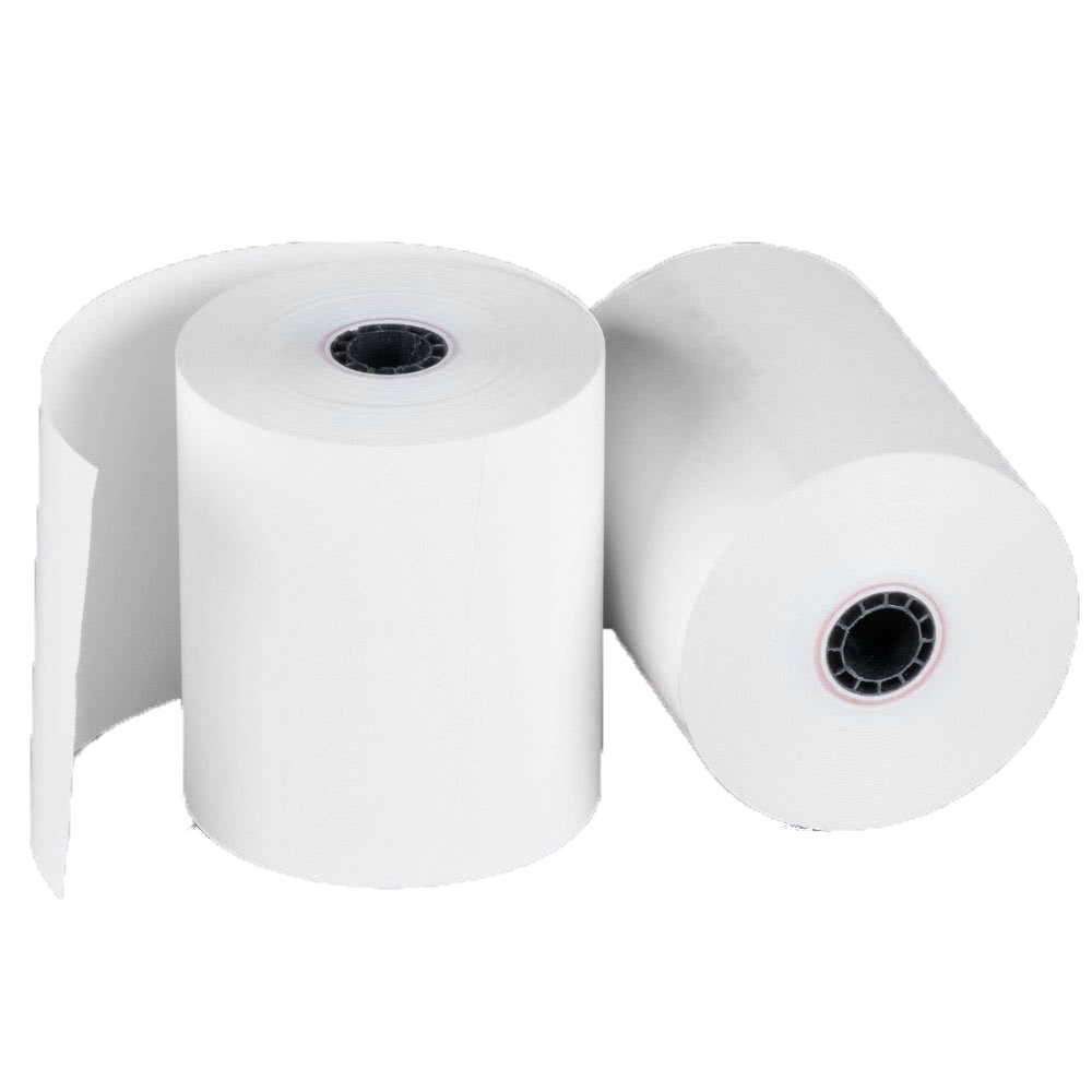 WinMac Printer's 3-1/8 x 230 Thermal Receipt Paper for POS Cash Register 50 Rolls BPA Free by WinMac Printers (Image #2)