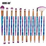 20PCS Make Up Foundation Eyebrow Eyeliner Blush Cosmetic...