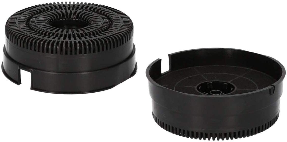 DREHFLEX AK111-2, 2 filtros de carbón activo, Whirlpool 48400008782, Elica Respekta CFC0038000, NYTTIG FIL220: Amazon.es: Grandes electrodomésticos