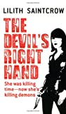 The Devil's Right Hand, Lilith Saintcrow, 0316021423