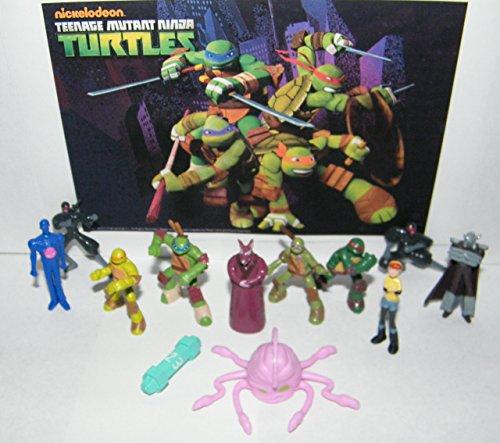 ninja turtle play kits - 4