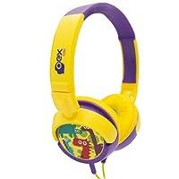 Headphone Dino Infantil Hp300 Colorido  Oex