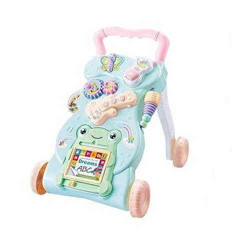 Baby multifunción walker carretilla infantil infantil ...