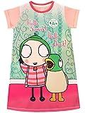 Sarah & Duck Girls' Nightdress Size 3T Pink
