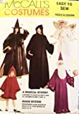 OOP McCall's Costume Pattern 7838. Adult Szs S - Best Reviews Guide