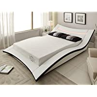 10-inch Cool Gel Infused Memory Foam Mattress (California King)