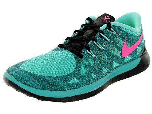 Laufschuhe Free 0 Jadegrün 642199 5 Damen Nike FXCqq