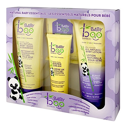 Baby Boo Bamboo Baby Care Gift Set