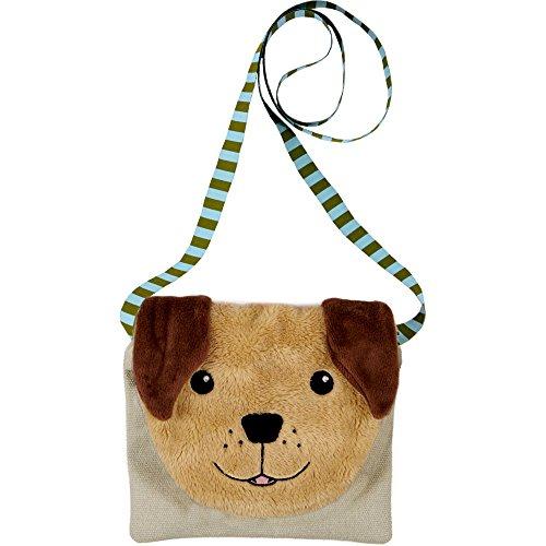 Bolso de colgar con carita de perro de Animal Parade