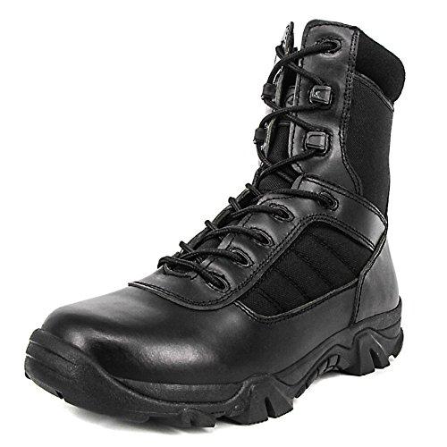 Zipper Waterproof Duty Boot - 7