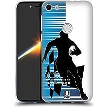 Head Case Designs Rugby Extreme Sports Soft Gel Case for Alcatel Idol 5