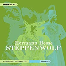 Steppenwolf Audiobook by Hermann Hesse Narrated by Peter Weller