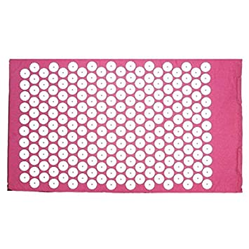 YOOMAT Pink Massager Cushion Yoga Mat Massager Pillow ...