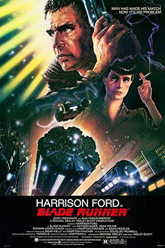 Blade Runner  -  Movie Poster - A Certified PosterOffice Pri