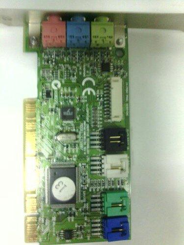 Creative Labs CT5807 PCI Sound Card - DELL DP/N 0088GF