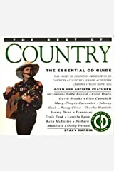 The Best of Country: The Essential Cd Guide (The Essential Cd Guides) Paperback