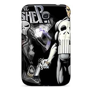 Galaxy S4 Case Cover Skin : Premium High Quality The Punisher Case