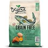 Purina Beyond Grain Free Natural, Ocean Whitefish & Egg Recipe Dry Cat Food, 11Lb Bag