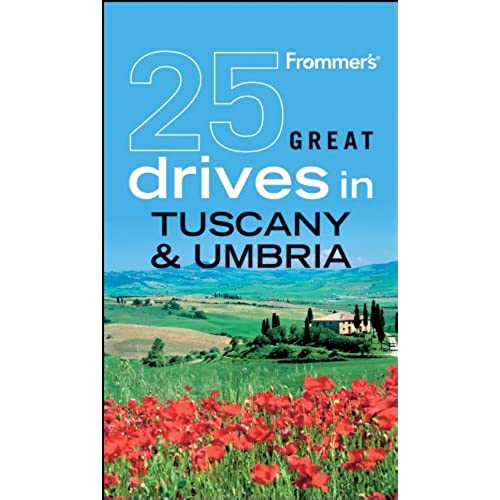 Frommers Tuscany /& Umbrias Best-Loved Driving Tours