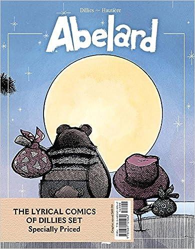 Book The Lyrical Comics of Dillies Set: Including Abelard, Bubbles and Gondola, Betty Blues