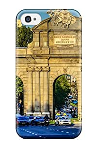 TYH - Terry Willett Iphone 6 4.7 Hybrid Tpu Case Cover Silicon Bumper Puerta De Alcal?? phone case