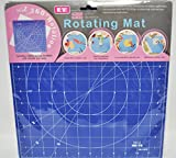 Rotating Cutting Mat 12 Inches x 12 Inches