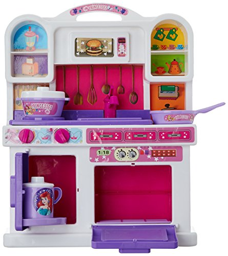 Toyzone Disney Princess Kitchen Set Buy Online In Qatar