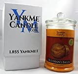 Yank Me Candle Old Man's Ball's Funny Candles