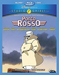 Porco Rosso [Blu-ray + DVD]