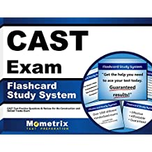 CAST Exam Flashcard Study System: CAST Test Practice Questions & Review for the Construction and Skilled Trades...